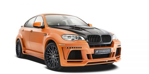 BMW-X6M-Front