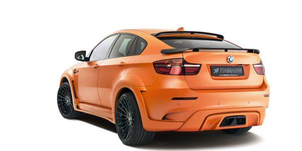 BMW-X6M-Heck