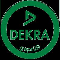 DEMI Lack DEKRA Siegel